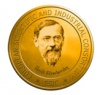 European scientific and industrial consortia awards medal by Vasily Klyuchevsky, 2014 год